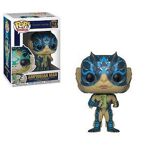 Funko Pop The Shape of Water  : Amphibian man # 627