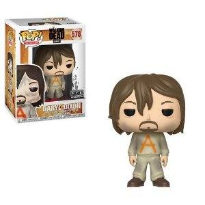Funko Pop The Walking Dead Daryl Dixon (Prisoner) Fye Exclusive #578