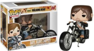 Funko Pop The Walking Dead Daryl Dixon's Chopper #08