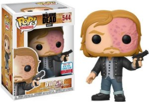 Funko Pop The Walking Dead Dwight Exclusivo New York Comic Con #544