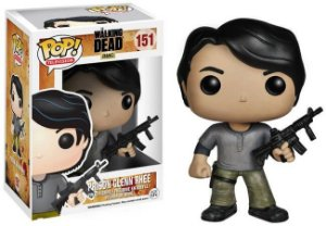 Funko Pop The Walking Dead Prison Glenn Rhee #151