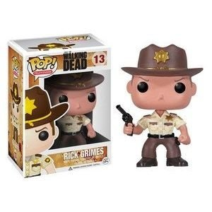 Funko Pop The Walking Dead Rick Grimes #13