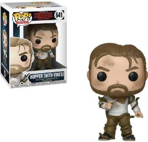 Funko Pop TV: Strangers Things - Hopper with Vines #641