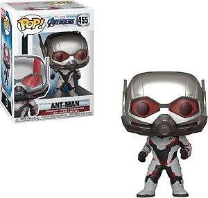 Funko Pop Vingadores Ultimato (Avengers Endgame): Homem-Formiga (Ant-Man) #455