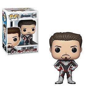 Funko Pop Vingadores Ultimato (Avengers Endgame):  Tony Stark #449