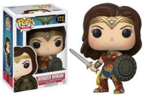 Funko Pop Wonder Woman #172