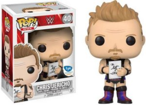 Funko Pop Wwe Chris Jericho Exclusivo F.Y.E. #40