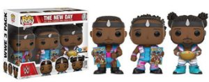 Funko Pop WWE: The New Day #Pack3