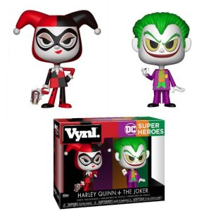 Funko Vynl - Harley Quinn &  The Joker