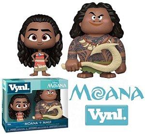 Funko Vynl - Moana & Maui