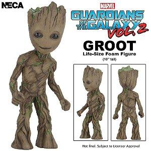 Groot Life-Size Foam Figure com 90 cm de altura NECA
