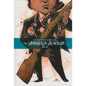 HQ - The Umbrella Academy: Dallas