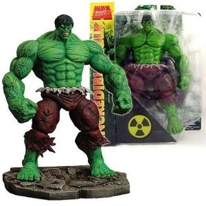 INCREDIBLE HULK MARVEL SELECT