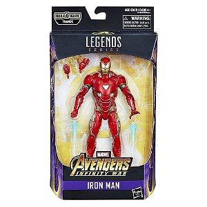 Iron Man Marvel Legends Series   Avengers Infinity War  Baf  Thanos