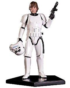 Luke Skywalker Disguise 1/10 - Star Wars - Iron Studios