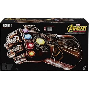 Manopla do Infinito Thanos Marvel Legends Infinity Gauntlet Vingadores