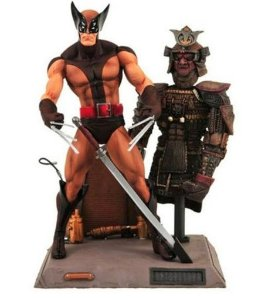 Marvel Select - Wolverine Brown