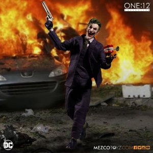 Mezco One:12 Collective the Joker Action Figure