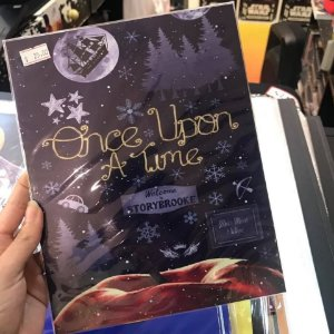 Once Upon a Time - Placa Decorativa