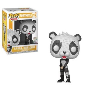 Funko Pop Games - Fortnite: P.A.N.D.A. Team Leader Panda  #515