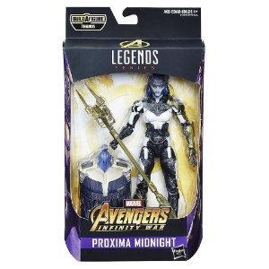 Proxima Midnight   Marvel Legends Series | Avengers Infinity War  Baf  Thanos