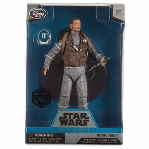 Star Wars Elite Series Die Cast Action Figure - Bodhi Rook