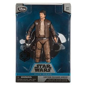 Star Wars Elite Series Die Cast Action Figure - Captain Cassian Andor
