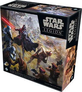 Star Wars Legion Board Game Galápagos Jogos