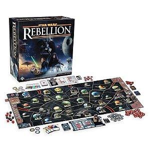 Star Wars Rebellion  Board Game Galápagos Jogos