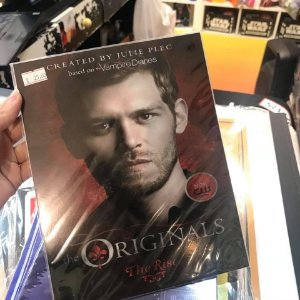 The Originals - Klaus - Placa Decorativa