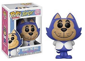 Funko Pop Animation: Top Cat - Benny The Ball #280