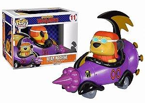 Funko Pop Animation: Wacky Races - Mean Machine #11