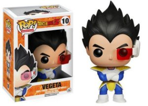 Funko Pop Animation: Dragon Ball Z  VEGETA #10