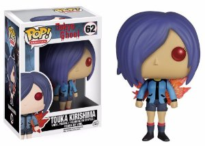 Funko Pop Animation: Tokyo Ghoul - Touka Kirishima #62