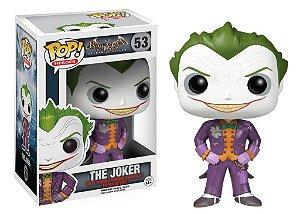 Funko Pop Games: Batman Arkham Asylum - The Joker #53