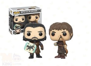 Funko Pop: Game Of Thrones - Battle Of Bastards-#02