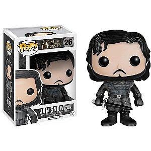 Funko Pop: Game Of Thrones - Jon Snow #26