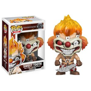 Funko Pop Games: Twisted Metal - Sweet Tooth #161