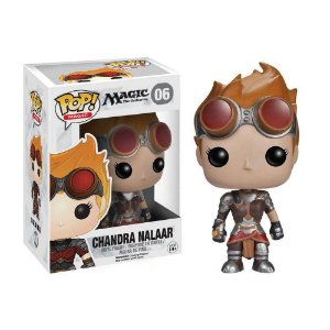 Funko Pop Magic: Magic The Gathering - Chandra Nalaar #06
