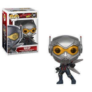 Funko Pop: Ant-Man and The Wasp - The Wasp #341