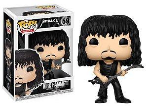 Funko Pop Rocks: Metallica - Kirk Hammett #59