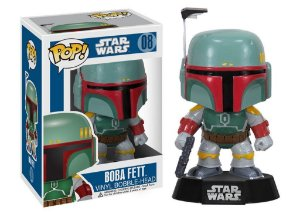 Funko Pop: Star Wars - Boba Fett #08