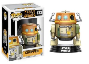 Funko Pop: Star Wars Rebels - Chopper #133