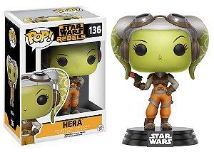 Funko Pop: Star Wars Rebels - Hera Syndulla #136