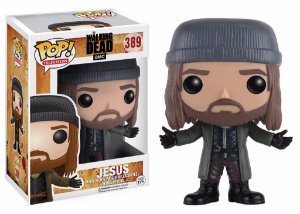 Funko Pop Television: The Walking Dead - Jesus #389