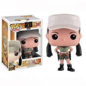 Funko Pop Television: The Walking Dead - Rosita #387