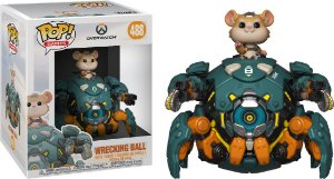 funko pop wrecking ball-#488