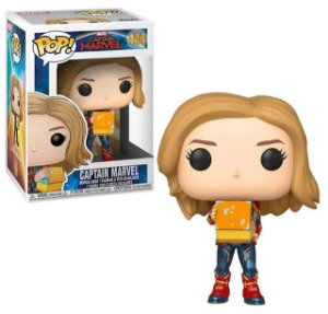 Funko Pop: Captain Marvel - Captain Marvel #444