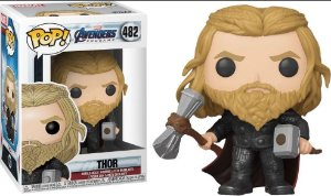 Funko Pop: Avengers Endgame - Thor (exclusivo) #482