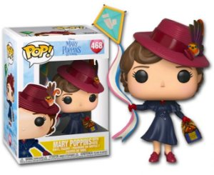 Funko Pop: Mary Poppins Returns - Mary Poppins With Kite #468